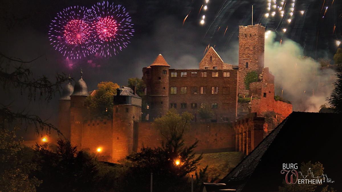 Burg Wertheim Kinowerbung