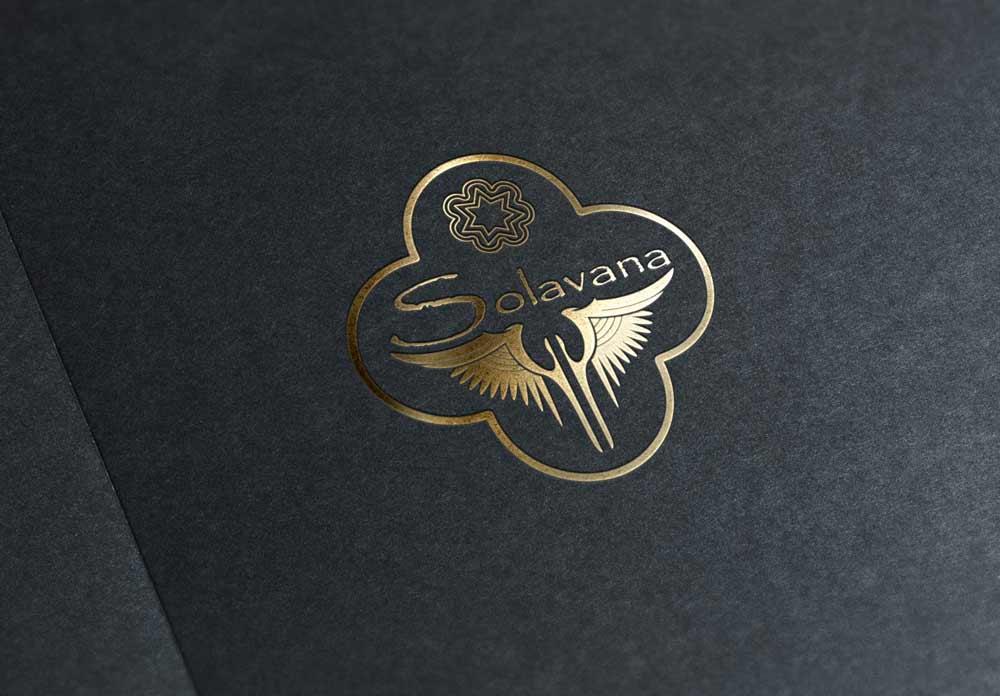 Solavana |Logo Design